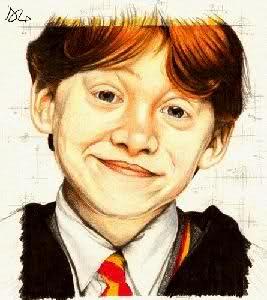 rony weasley