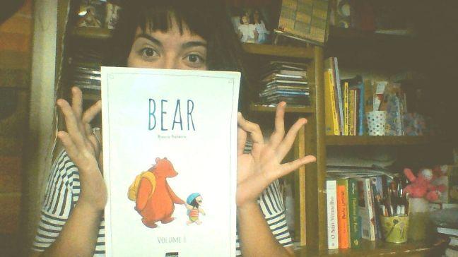 Bear - dica de segunda