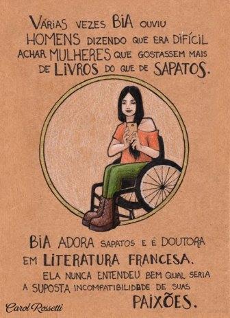 Imagem: Página Carol Rossetti