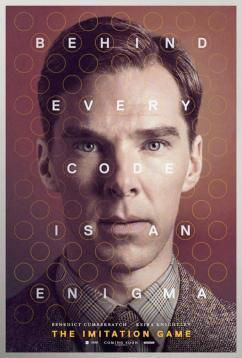 O jogo da imitação Poster