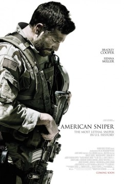 Sniper americano poster