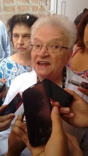 05_Deputada Luiza Erundina no Casarão