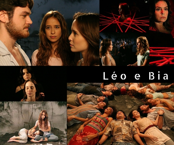 Léo e Bia