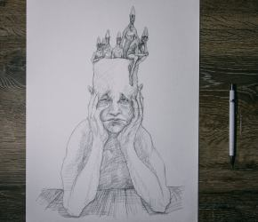 Susano Correia: Traços literais de beleza eincômodo