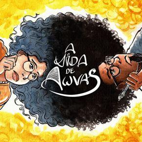 A Vida de Awvas: Humor e reflexões sobre cotidiano emquadrinhos