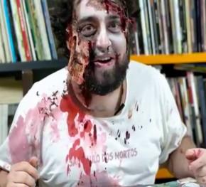 São Paulo dos Mortos: A cidade infestada por zumbis de DanielEsteves
