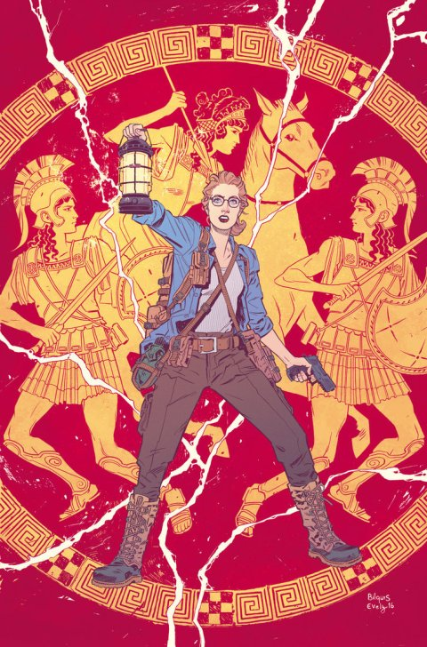 Capa da hq Wonder Woman #8