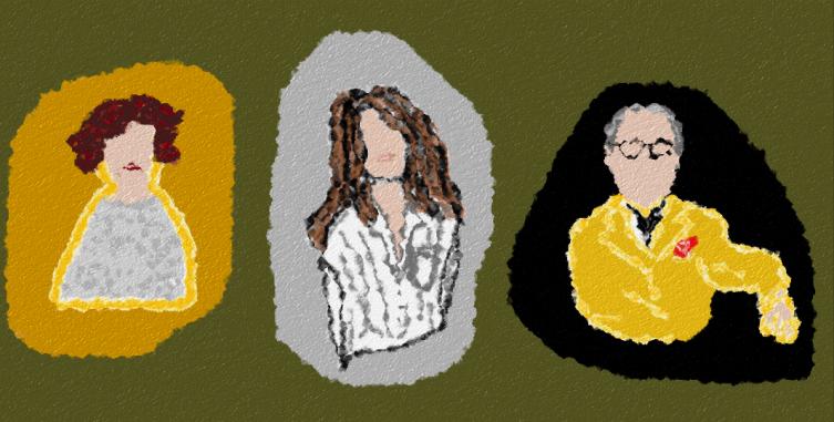 53. A GRANDE BELEZA EM AURORA, MATILDE E SORRENTINO
