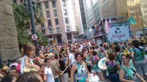 Bloquinho em São Paulo: A opinião dosfoliões