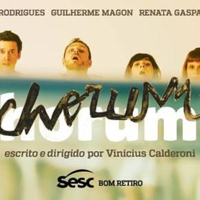 """Reflexão sobre """"Chorume"""", peça de Vinicius Calderoni e o nosso de cadadia"""