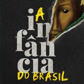 A Infância do Brasil: HQ de José Aguiar apresenta a história do país pelo olhar dascrianças