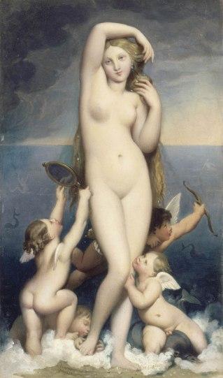 1848_Jean-Auguste-Dominique_Ingres_-_Venus_Anadyomène