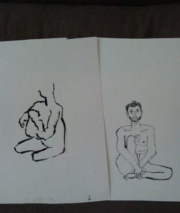 Desenhos: Beatriz Farias