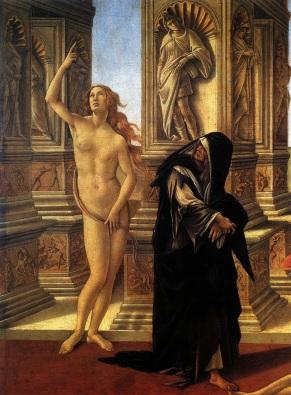 O remorso Botticelli