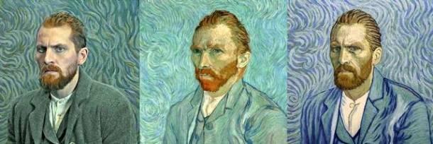 Robert Gulaczyk como Van Gogh