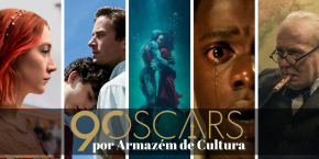 #OSCAR2018: Os filmes do ano