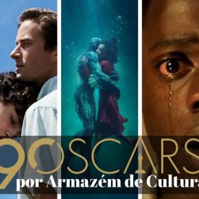 #OSCAR2018: Os filmes doano