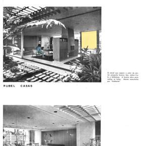 """As """"Casas"""" de Rubel: Criando um espaço para areconstrução"""