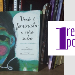 Você é feminista e não sabe (Angélica Kalil e MariammaFonseca)