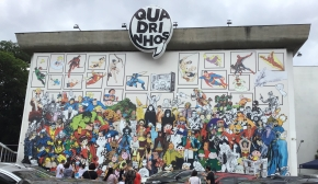 Exposição Quadrinhos: Um recorte histórico da artesequencial